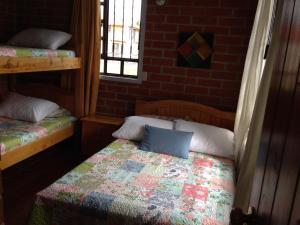 Cabaña Campestre El Refugio, Vily  Paipa - big - 4