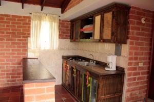 Cabaña Campestre El Refugio, Vily  Paipa - big - 22