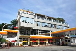 CITI Hotel Hilongos, Rezorty  Hilongos - big - 1