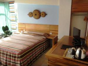 CITI Hotel Hilongos, Rezorty  Hilongos - big - 12