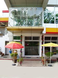 CITI Hotel Hilongos, Rezorty  Hilongos - big - 16