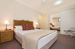 Central Plaza Apartments, Apartmánové hotely  Cairns - big - 13
