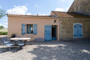 Château Pech-Celeyran, Ferienhäuser  Salles-d'Aude - big - 6