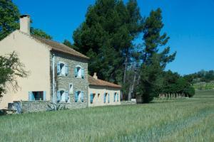 Château Pech-Celeyran, Ferienhäuser  Salles-d'Aude - big - 9