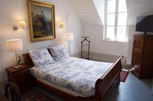 Les Chambres Panda, Priváty  Saint-Aignan - big - 20