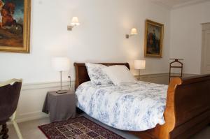Les Chambres Panda, Ubytování v soukromí  Saint-Aignan - big - 19
