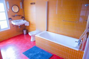 Les Chambres Panda, Ubytování v soukromí  Saint-Aignan - big - 18