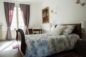 Les Chambres Panda, Ubytování v soukromí  Saint-Aignan - big - 21