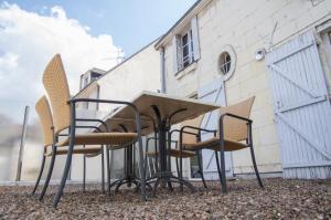 Les Chambres Panda, Priváty  Saint-Aignan - big - 10