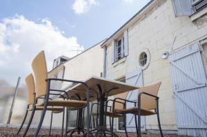 Les Chambres Panda, Priváty  Saint-Aignan - big - 29
