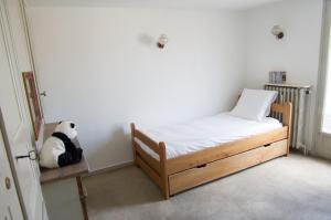 Les Chambres Panda, Ubytování v soukromí  Saint-Aignan - big - 8