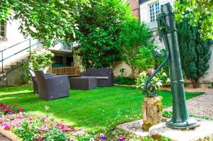 Les Chambres Panda, Priváty  Saint-Aignan - big - 1