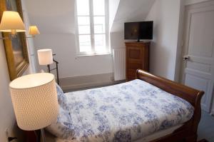 Les Chambres Panda, Priváty  Saint-Aignan - big - 4