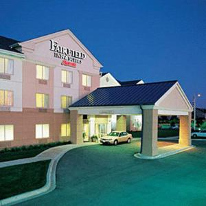 Hôtel proche : Fairfield Inn & Suites Toledo North