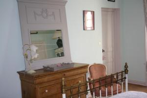 Demeure de Villiers, Bed and Breakfasts  Coudeville - big - 11