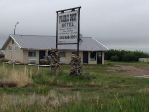 Prairie Dust Motel, Motely  Jenner - big - 10