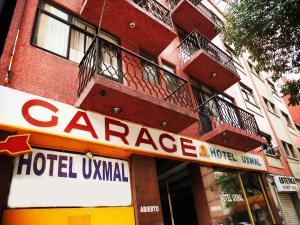 Hotel Uxmal