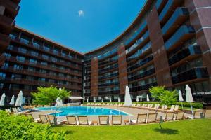 5 hviezdičkový hotel Galeon Residence & SPA Slnečné pobrežie Bulharsko