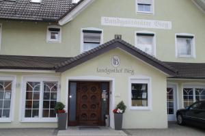 Sonnenhalde Landgasthof Bieg
