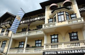 (Hotel Wittelsbach)