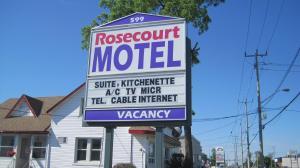 obrázek - Rosecourt Motel
