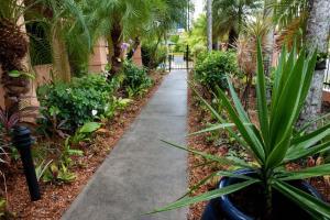 Central Plaza Apartments, Apartmánové hotely  Cairns - big - 10