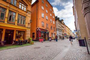 Apartmán ApartDirect Gamla Stan II Štokholm Švédsko