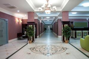 Green Hall Hotel, Szállodák  Kamenszk-Uralszkij - big - 28