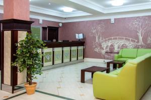 Green Hall Hotel, Szállodák  Kamenszk-Uralszkij - big - 29