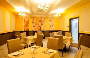 Green Hall Hotel, Szállodák  Kamenszk-Uralszkij - big - 31