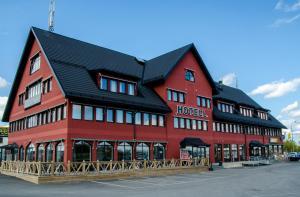 A picture of Hotell Fyrislund