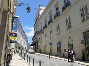 Feelinglisbon Pátio Chiado, Apartmány  Lisabon - big - 10