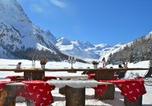 obrázek - Hotel Roseg-Gletscher