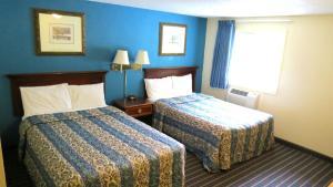 Budget Host Airport Inn, Мотели  Waterville - big - 3