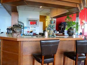 Budget Host Airport Inn, Мотели  Waterville - big - 8