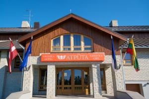 Hotel Atpūta, Отели  Цесис - big - 29
