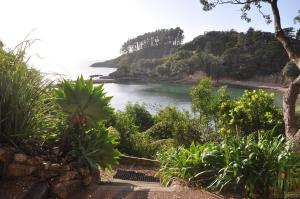 Beachfront Enclosure Bay - Waiheke Unlimited, Case vacanze  Oneroa - big - 5