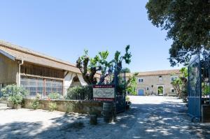 Château Pech-Celeyran, Nyaralók  Salles-d'Aude - big - 15