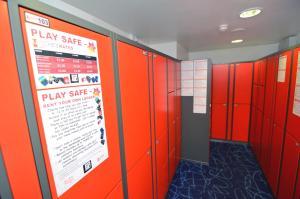 Safestay Edinburgh, Hostelek  Edinburgh - big - 59