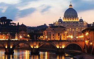 Rose Antiche al Vaticano