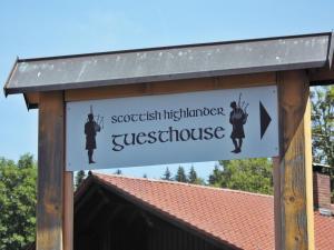 Scottish Highlander Guesthouse