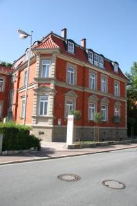 Hotel Stadtvilla Garni