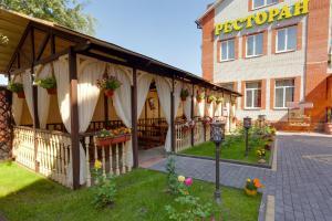 Гостиница Малаховский очаг