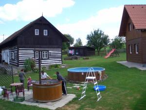 Chalupy Libošovice - ubytování v Ceském ráji
