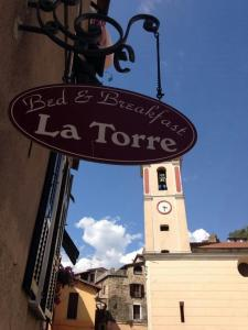 La Torre, Bed & Breakfast  Isolabona - big - 35