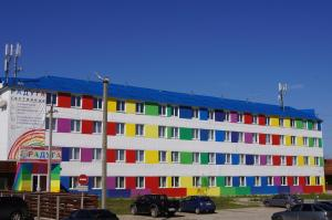 Гостиница Радуга - фото 1