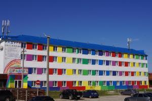 Гостиница Радуга, Нягань