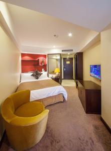JAHO Forstar Hotel Wenshuyuan Branch, Отели  Чэнду - big - 9