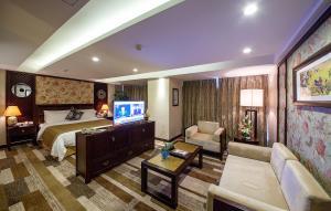 JAHO Forstar Hotel Wenshuyuan Branch, Отели  Чэнду - big - 36