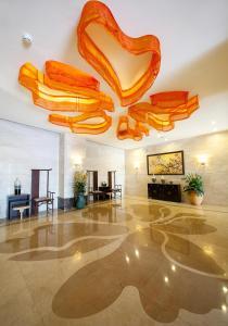 JAHO Forstar Hotel Wenshuyuan Branch, Отели  Чэнду - big - 35